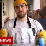 How to care for someone with Covid-19 at home – BBC News