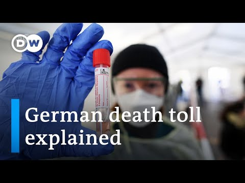 Why is Germany's coronavirus death rate so low?   DW News