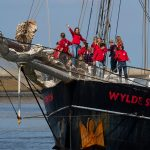 Dutch students complete trans-Atlantic voyage forced by coronavirus