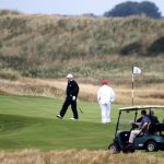 Trump did host rallies, play golf as as COVID-19 outbreak ramped up