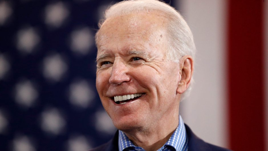 Joe Biden wins Ohio's mail-in primary delayed by coronavirus