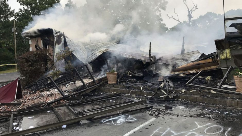 Mississippi church fighting coronavirus restrictions burned to the ground