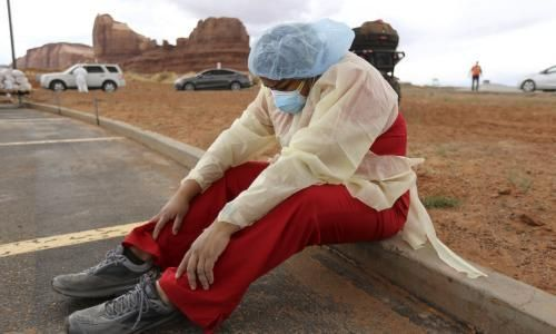 Navajo Nation reels under weight of coronavirus – and history of neglect