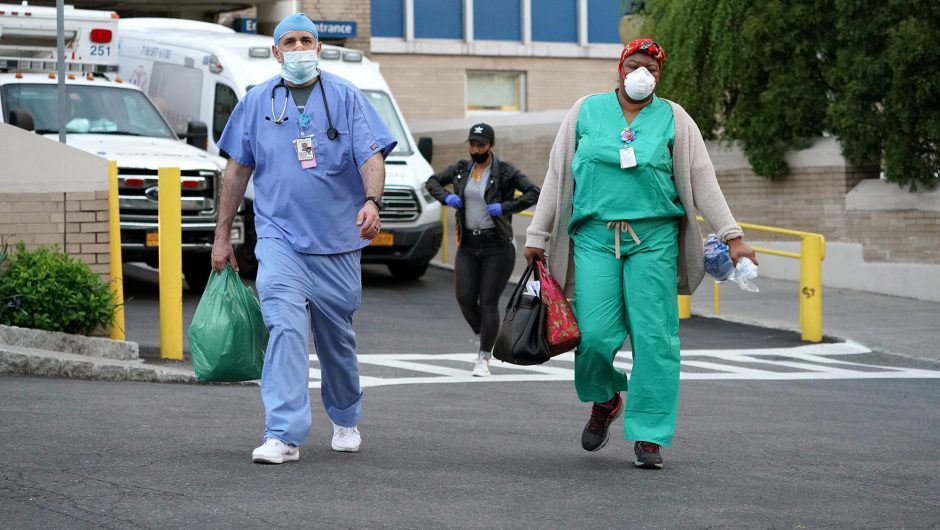 Upstate nurses coming to NYC to join fight against coronavirus