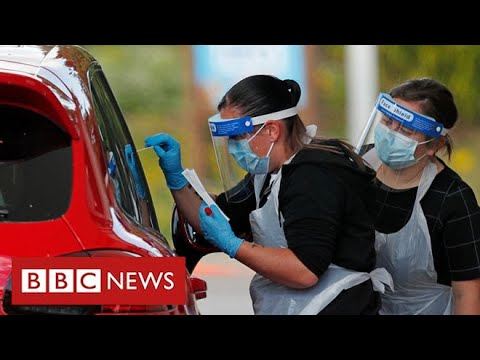 Coronavirus test and trace begins in England with thousands employed to track infections – BBC News