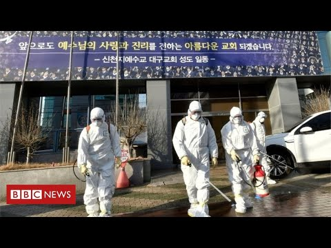 Tracking infected people in minutes – South Korea leads the fight against Covid-19 – BBC News