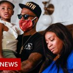 George Floyd death: More large protests in US but violence falls – BBC News