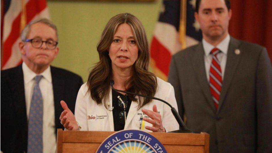 Ohio health director Amy Acton surprisingly resigns amid coronavirus pandemic
