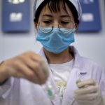 Chinese coronavirus vaccine approved for use in country's military after clinical trials
