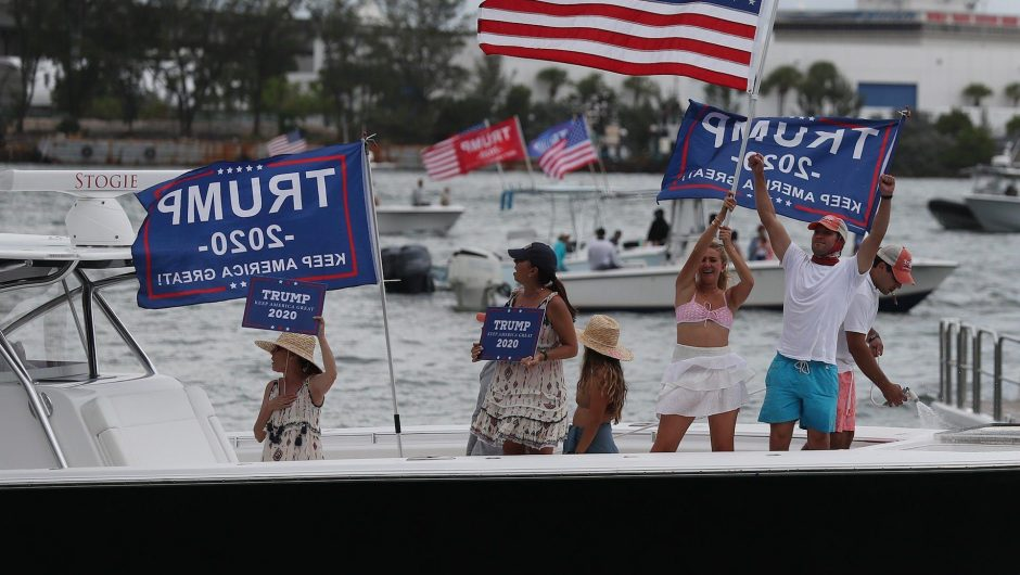 Floridians are partying on boats to escape COVID-19, but it's only making the outbreak worse