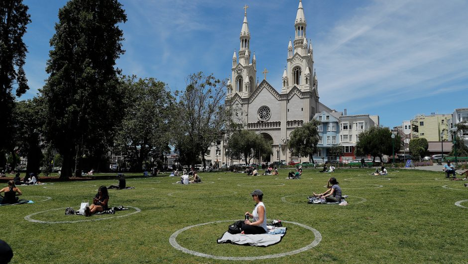 Halted San Francisco wedding still leads to COVID-19 outbreak