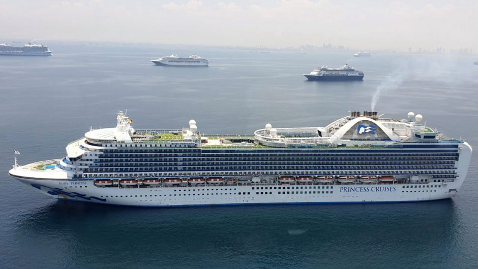 Ruby Princess passengers disembarked after mistaken COVID-19 results
