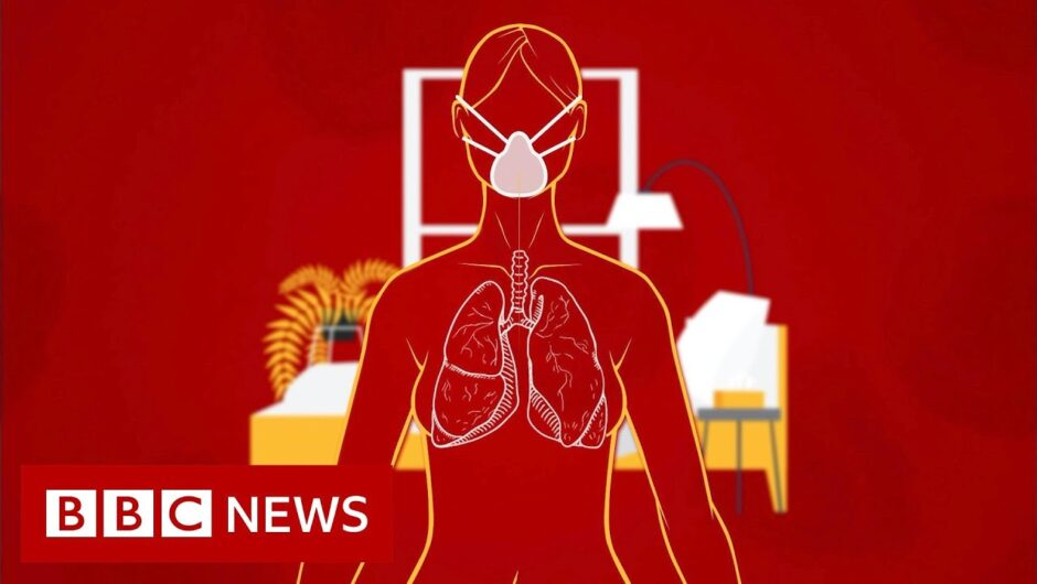 Coronavirus: How long does it take to recover? – BBC News
