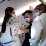 New CDC study offers the strongest evidence yet that COVID-19 can spread in airplanes