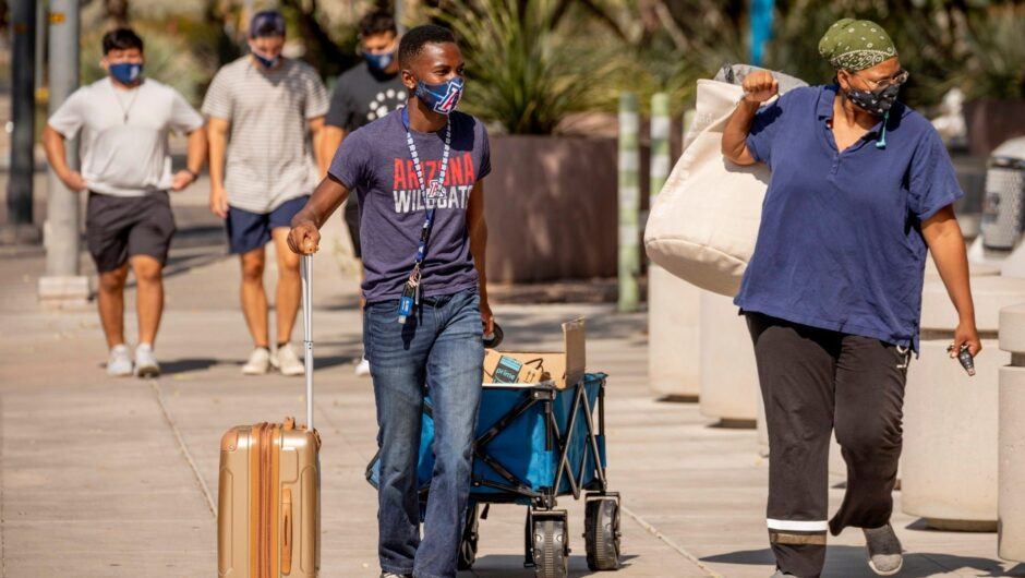 Researchers at the University of Arizona say they stopped a coronavirus outbreak before it spread by testing students' poop