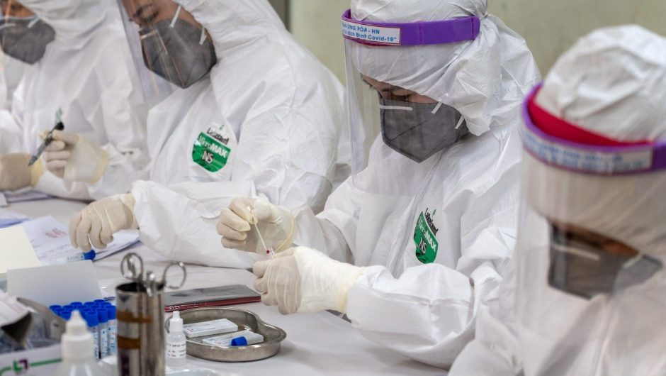 Vietnam says the new strain of coronavirus behind its ominous COVID-19 spike is 3 times more contagious
