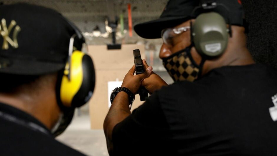 More Black Americans are buying firearms. Rising racial tension after the George Floyd protests and the COVID-19 pandemic have triggered fears for their safety.