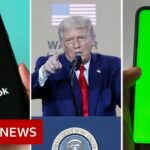 TikTok threatens legal action against Trump US ban – BBC News