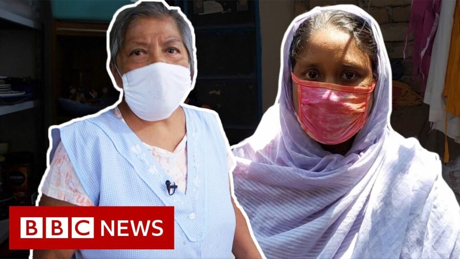 'We'll starve to death if this continues' – BBC News