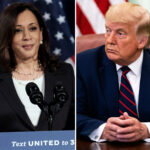 Kamala Harris says she wouldn't take Trump's word about a COVID-19 vaccine