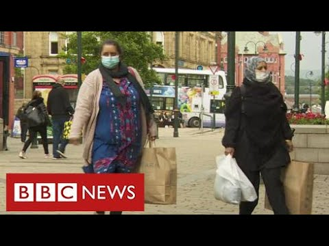 New lockdown for northern England as coronavirus cases surge – BBC News