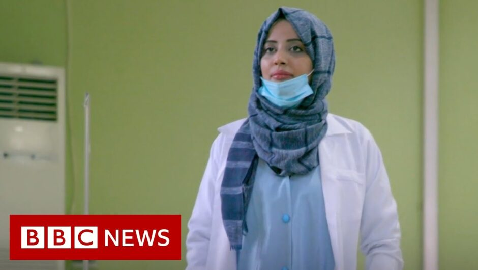 Covid in Yemen: the city where all the hospitals shut – except one – BBC News