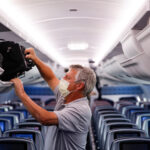 COVID-19 risk on planes 'virtually nonexistent' with masks: study