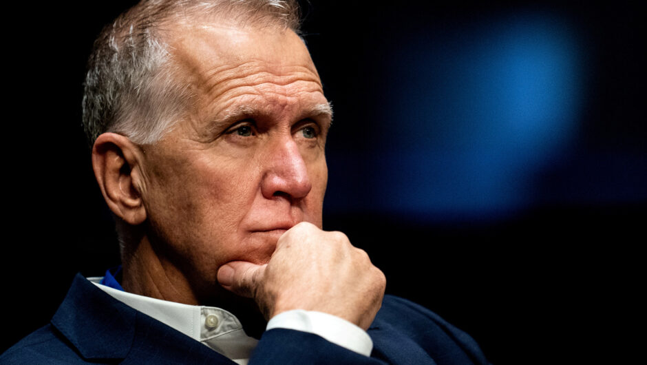 North Carolina Sen. Thom Tillis tests positive for COVID-19