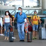 A mutated coronavirus strain causes most new COVID-19 infections in Europe and was spread within the continent by tourists, scientists say