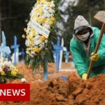Covid-19 death toll passes 500,000 worldwide – BBC News