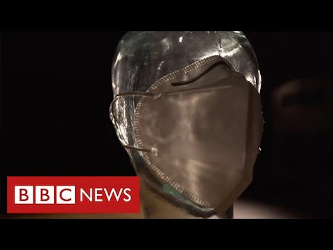 "UK government spent £150 million on ""unsafe"" face masks for NHS – BBC News"
