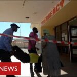 South Africa endures coronavirus crisis as health services collapse  – BBC News