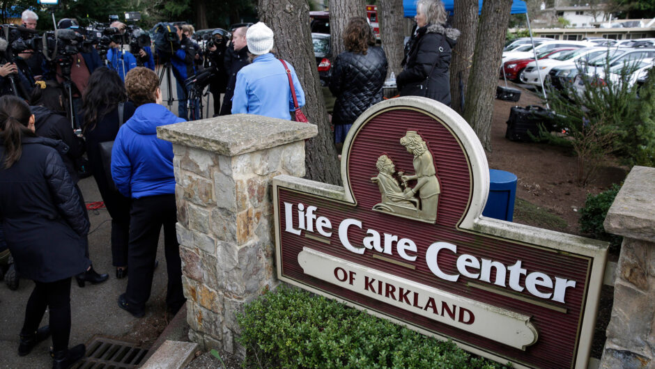 More than 100,000 deaths linked to COVID-19 at long-term care facilities