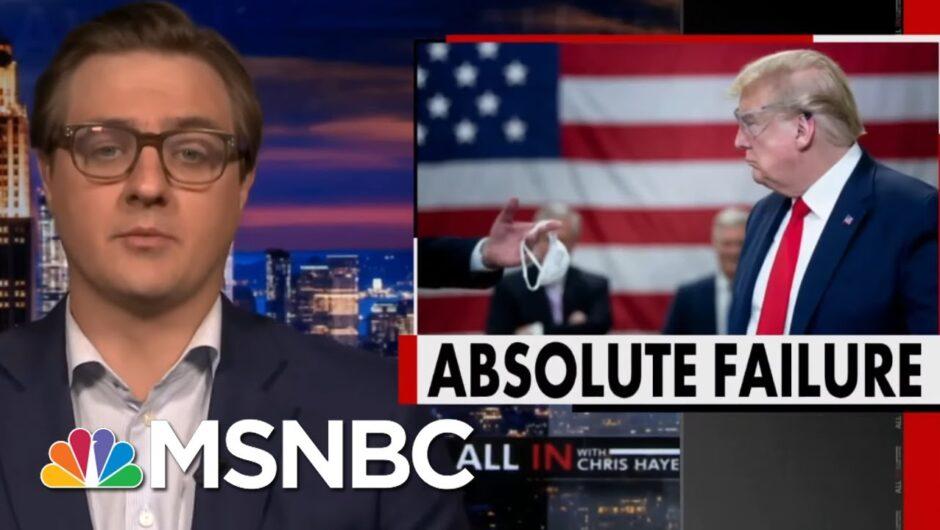 Amid COVID-19 Surge, U.S. Stuck With 'Same Horrible Choice' As In Start Of Pandemic | All In | MSNBC