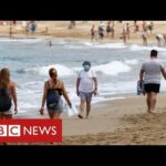 Many holiday destinations get green light after days of confusion – BBC News