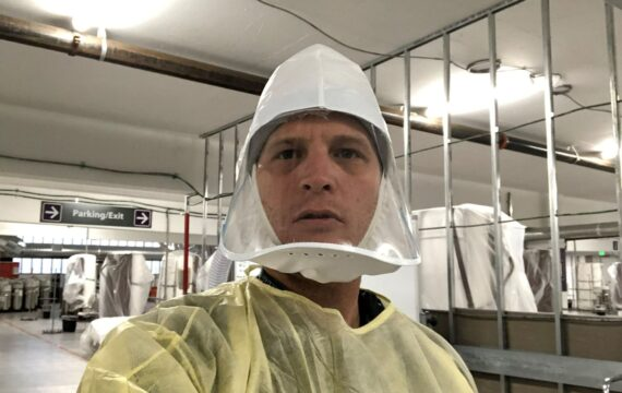 Nevada doctor's selfie used to claim COVID-19 is a hoax