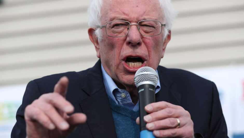 Bernie Sanders is joining forces with a GOP senator to ask for a second round of $1,200 stimulus checks, as Democrats and Republicans remain deadlocked in COVID-19 relief talks