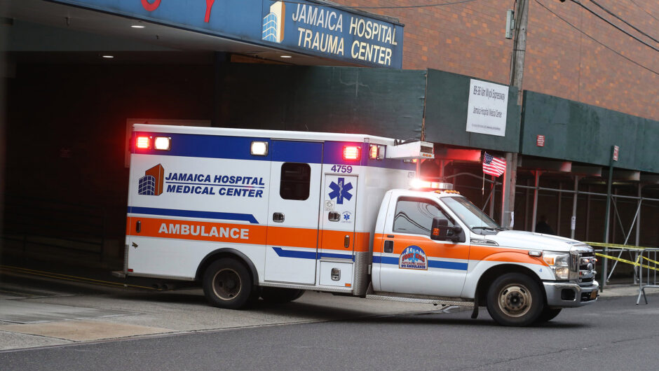 NYC hospital begs for more nurses ahead of second COVID-19 wave
