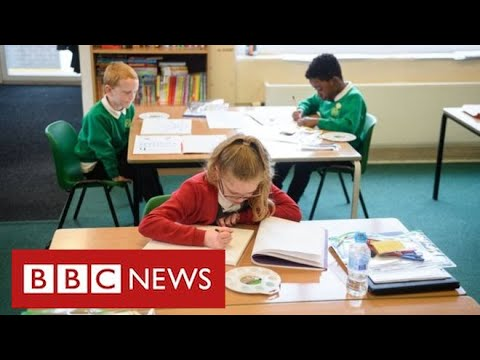 "Fines and ""class bubbles"": new plans to get children back to school – BBC News"