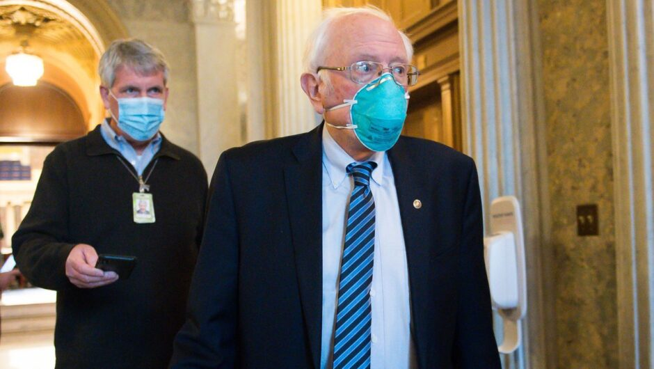Sanders says Democrats will push coronavirus relief package through with simple majority