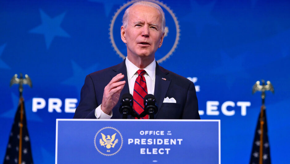 Biden will send FEMA, Guard to up COVID-19 vaccination rates