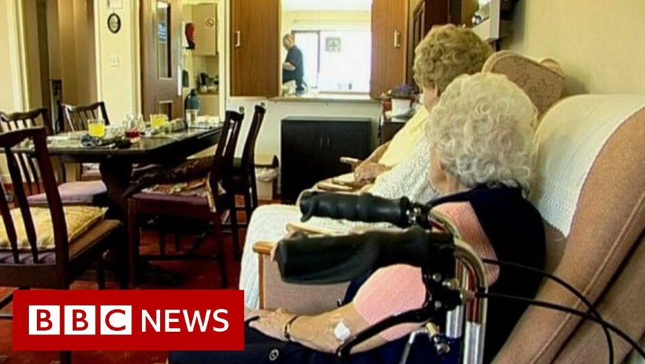 Coronavirus: More than 11,000 deaths in care homes – BBC News