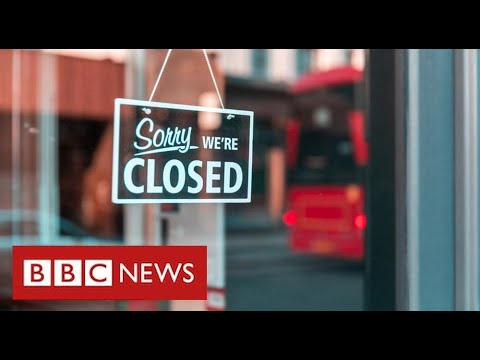 Pandemic causes UK's biggest slump in economic output for 300 years – BBC News