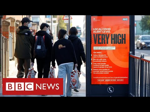 Millions more enter Tier 3 in England as mutant Covid strain emerges  – BBC News