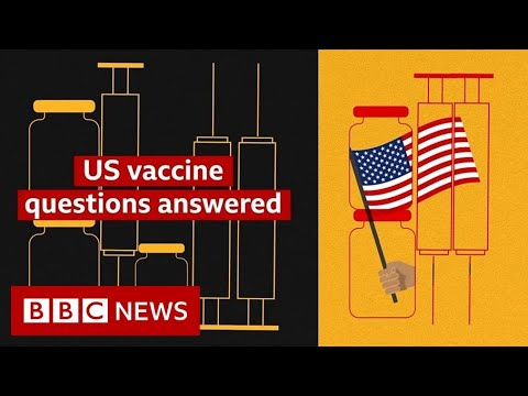 US Covid vaccine: Three key questions answered – BBC News