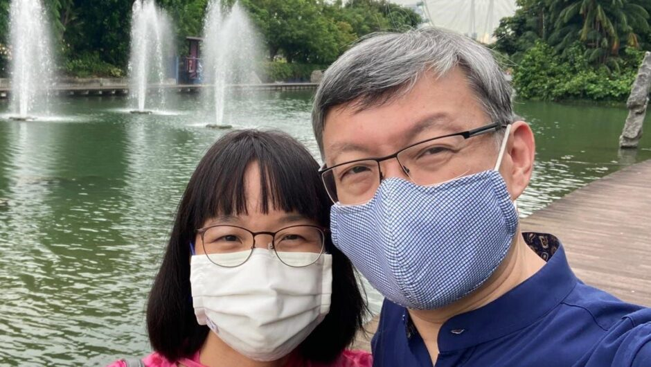 I'm a doctor in Singapore. Our COVID-19 cases have been low since last fall