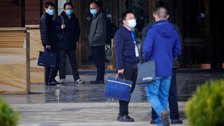 China says US should be probed for COVID-19 outbreak origin