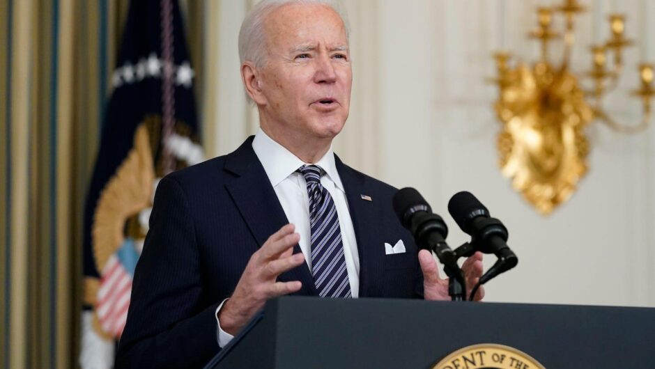 Ohio's attorney general is suing the Biden administration over the $1.9 trillion COVID-19 stimulus bill
