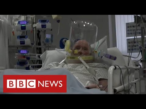 "Hospital frontline: NHS ""could be overwhelmed"" by surge in Covid cases – BBC News"