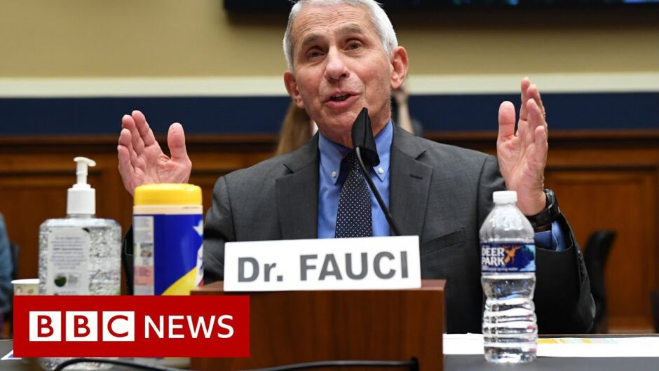 Top US health official Fauci warns of 'disturbing' new US surge – BBC News